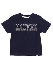 Nautica - Rex Graphic Tee (2T-4T)-2201684