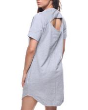 Reebok - Dynamic Classic Tee Open Back Dress-2203697