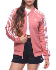 Womens-Fall - L/S Track Top-2203883