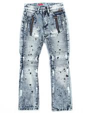 Jeans - Moto Denim Jeans (8-20)-2203432