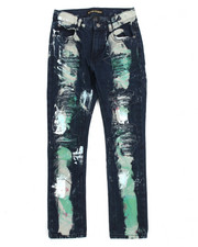 Jeans - Rip And Repair Jeans (8-20)-2203439