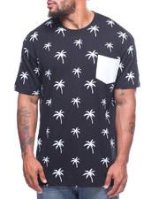Shirts - S/S Crew Neck Printed Tees (B&T)-2204064