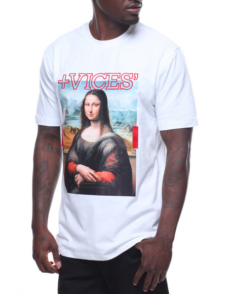 4a4dc0ca Buy VICES MONA TEE Men's Shirts from Hudson NYC. Find Hudson NYC ...