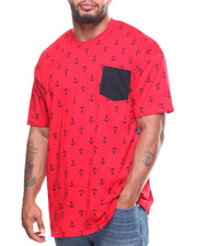 Big & Tall - Anchored T-Shirt (B&T)-2204138