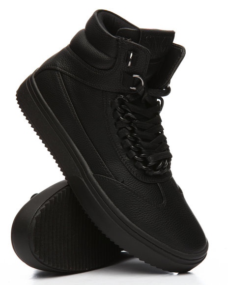 SNKR PROJECT - Brooklyn High Top Sneakers