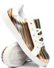 Footwear - Lace Up Sneakers
