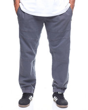 Men - Mix Zip Trim Jogger (B&T)-2204899