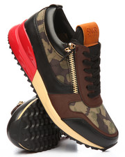 SNKR PROJECT - Rodeo Camo Low Cut Sneakers-2205019