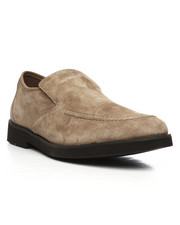 Hush Puppies - Suede Bracco MT Slip on Shoes-2204989