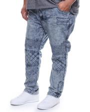 Jeans - Ribbed Zipper Trim Jean (B&T)