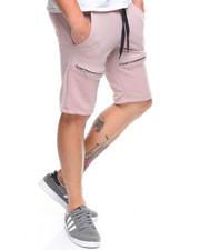 Sweatpants - Moto Zip Fleece Short-2204861
