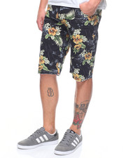CALIBER - HAWAII 5.0 Floral short-2203975