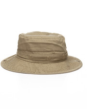 Bucket - Bucket Hat With Strings-2205104