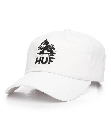 Buy Felix Skate Dad Hat Men s Hats from HUF. Find HUF fashion   more ... 3ec7cffa157