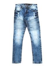 Jeans - Blue Stretch Denim (8-20)-2204479