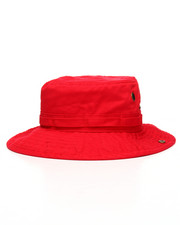 Bucket - Bucket Hat With Strings-2205102