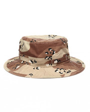 Bucket - Bucket Hat With Strings-2205105