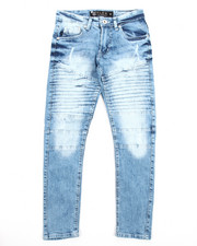 Jeans - Blue Stretch Denim (8-20)-2204495