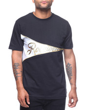 Rocawear - SIDE NOTE ZIP LOGO TEE-2206155