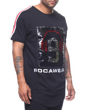 Rocawear - ON STAGE SS SEQUIN TEE-2205413