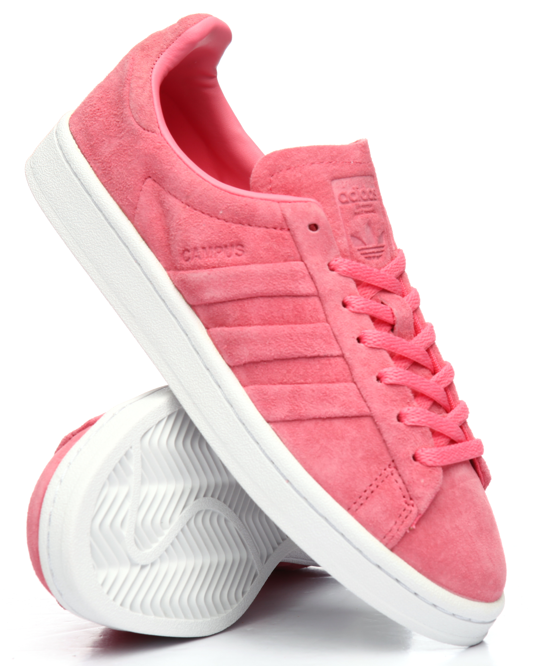 Adidas Campus Stitch And Turn Sneakers Pink