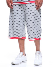 Flysociety - S/S FT All Over Short (B&T)-2206090
