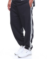 Flysociety - S/S French Terry Jogger Taping (B&T)-2206082