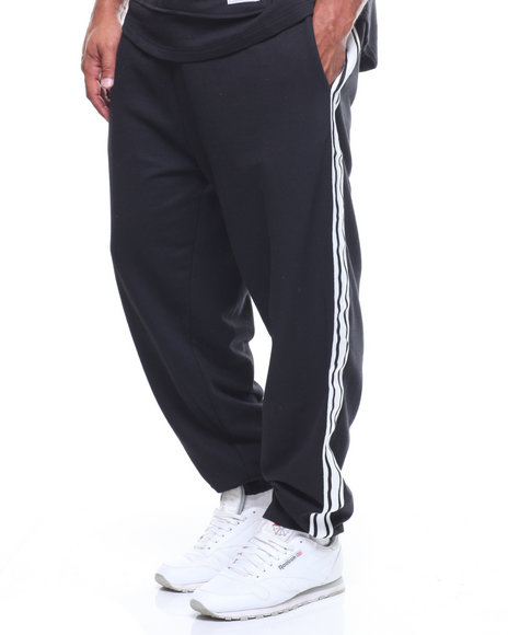 Fly Society - S/S French Terry Jogger Taping (B&T)