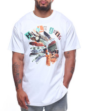 Hustle Gang - S/S Chief Clippings Tee (B&T)
