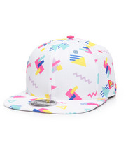 New Era - Custom 9Fifty Retro Block Snapback Hat-2205113