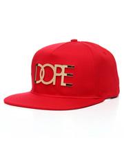 DOPE - 24k Gold Logo Snapback Hat-2205617