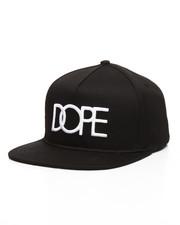 DOPE - Classic Logo Snapback Hat-2205517