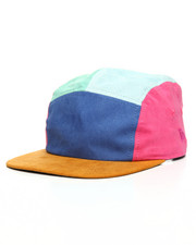New Era - Custom 5 Panel Colorblock Strapback Hat-2205107