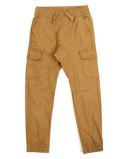 Pants - Stretch Ripstop Cargo Joggers (8-20)-2206432