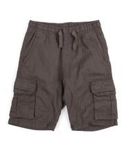 Shorts - Twill Cargo Shorts (8-20)-2206402