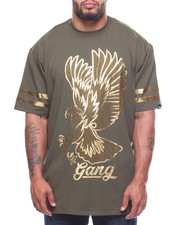 Makobi - Golden Eagle Tee (B&T)-2207054