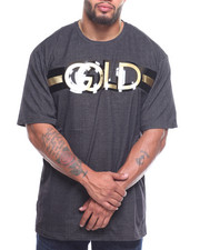 Men - O.G. Bling Mesh Applique Tee (B&T)-2206740