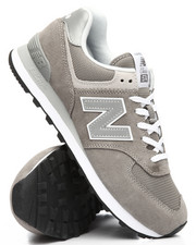 New Balance - 574 Suede Mesh Sneakers-2207202