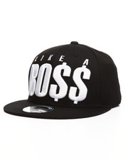 Buyers Picks - Like A Boss Snapback Hat-2206900