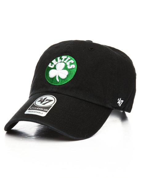 '47 - Boston Celtics Clean Up Strapback Hat