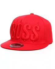 Men - Like A Boss Snapback Hat-2206904