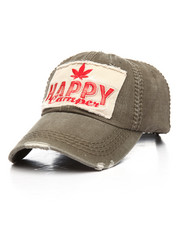 Men - Leaf Happy Camper Vintage Cap-2206879