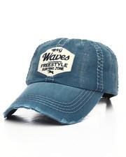 Hats - Big Waves Vintage Cap