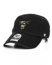 '47 - Chicago Bulls Camfill Clean Up Strapback Hat-2206847