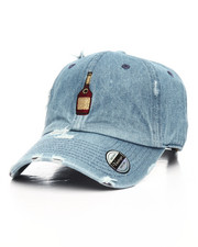 Dad Hats - Distressed Bottle Dad Hat-2206850