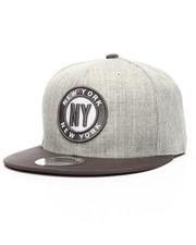 Hats - Circle City New York Snapback Hat