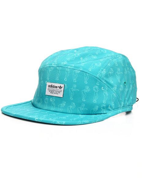 Adidas - Athleisure 5-Panel Hat