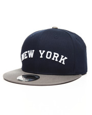 Hats - New York Snapback Hat