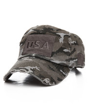 Men - USA Patch Vintage Cap-2206890
