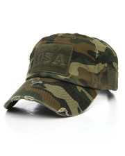 Men - USA Patch Vintage Cap-2206889